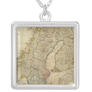 Northern States Scandinavia Silver Plated Necklace