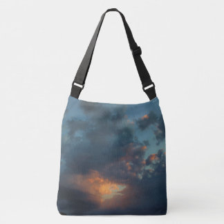 Northern Sunrise Sky and Clouds Summer 2016 Crossbody Bag