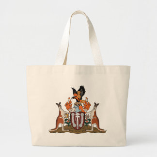 Northern Territory Coat of Arms Tote Bag