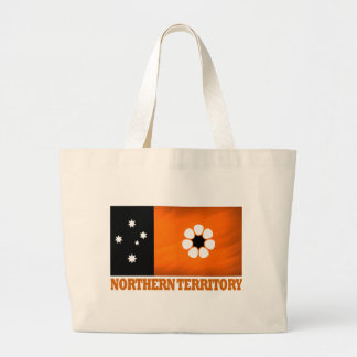 Northern Territory Large Tote Bag