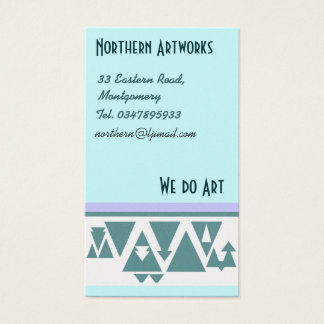 Northern Triangles Profile Card