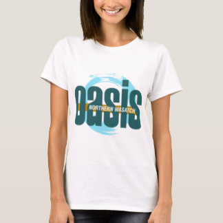 Northern Wasatch Oasis Logo T-Shirt