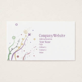 Northern Wind Business Card