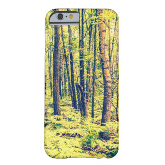 Northern Woodlands Vintage Style Barely There iPhone 6 Case