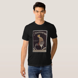 Northhampton Cycle Co. Vintage Poster T Shirt