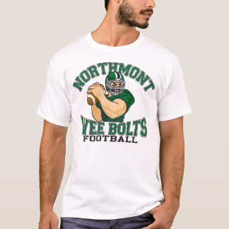 Northmont Wee Bolts Football T-Shirt