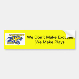 Northport Youth Football Club Bumper Sticker