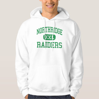 Northridge - Raiders - High - Middlebury Indiana Hoodie