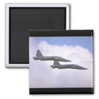 Northrop T-38A Talon, U.S_Aviation Photography II Square Magnet