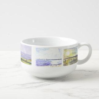 Northumberland Soup Mug. Soup Mug