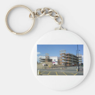 Northumbria University - City Campus East Basic Round Button Keychain