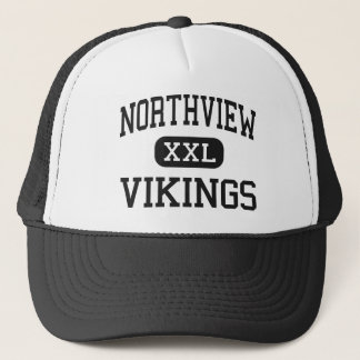 Northview - Vikings - High - Covina California Trucker Hat