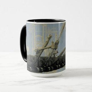 Northwest Crane and Shovel Co. Vintage Equipment Mug
