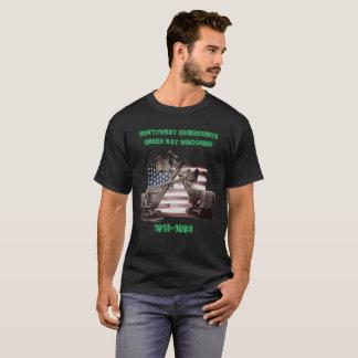 NORTHWEST ENGINEERING GREEN BAY WISCONSIN CRANE T-Shirt