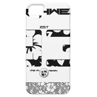 NORTHWEST FLORAL iPhone 5 COVER