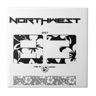 NORTHWEST FLORAL TILE