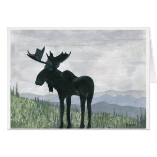 NORTHWEST MOOSE CARD