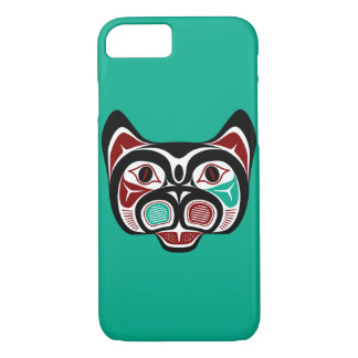 Northwest Pacific coast Haida Kitty Case-Mate iPhone Case