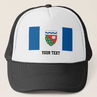 Northwest Territorian flag Trucker Hat