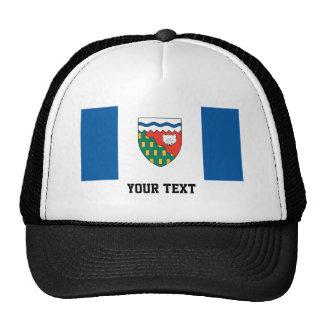 Northwest Territorian flag Trucker Hat