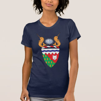 Northwest Territory Coat of Arms T-shirt