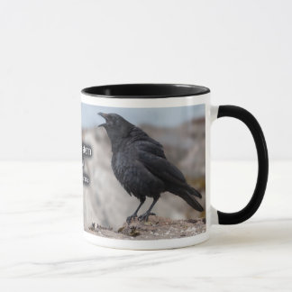 Northwestern Crow Mug