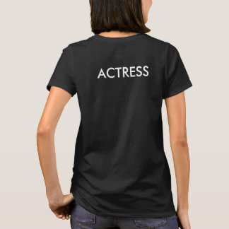 "Northwood Acting Studio ""Actress"" T-Shirt"