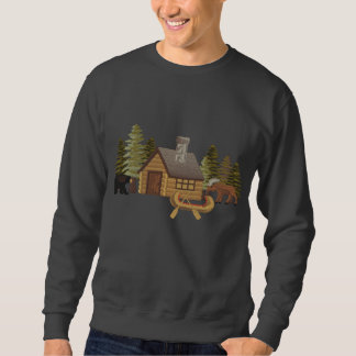 Northwoods Cabin Sweatshirts