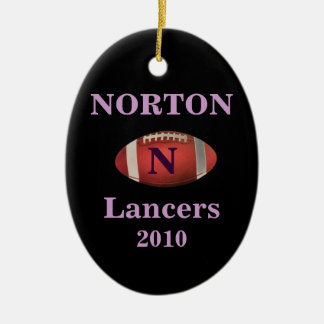 Norton Lancers 2010 Ornament