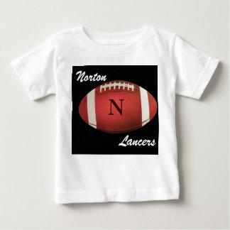 Norton Lancers Football Baby Shirt