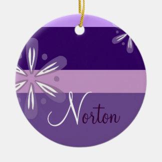 Norton Ornament