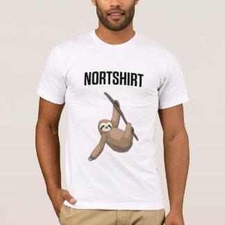 NortShirt Sloth Collection Super Soft T-Shirt