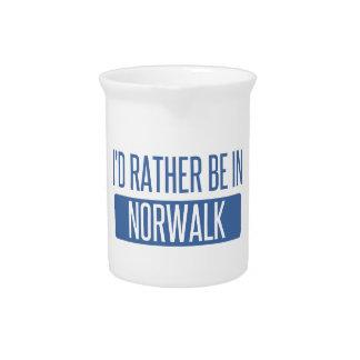 Norwalk CA Pitcher