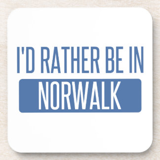 Norwalk CT Coaster