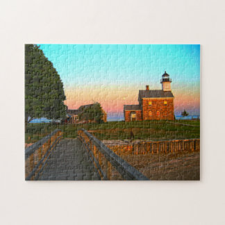 Norwalk Fairfield Connecticut. Jigsaw Puzzle