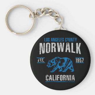 Norwalk Keychain