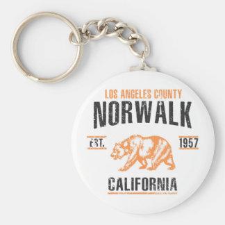 Norwalk Keychain