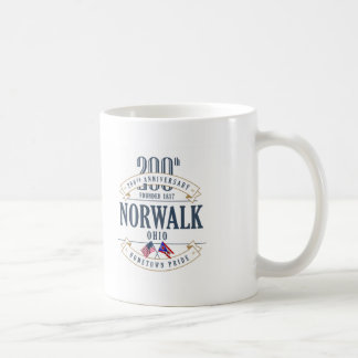 Norwalk, Ohio 200th Anniversary Mug