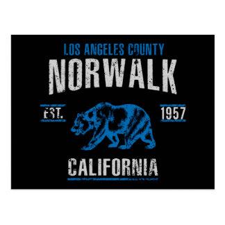 Norwalk Postcard