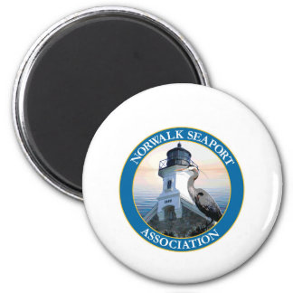 Norwalk Seaport Association Magnet