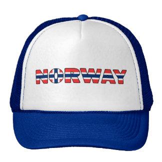 Norway 004 trucker hat