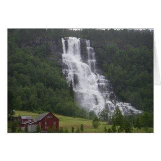 Norway 2008 card