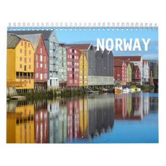 Norway 2017 Calendar
