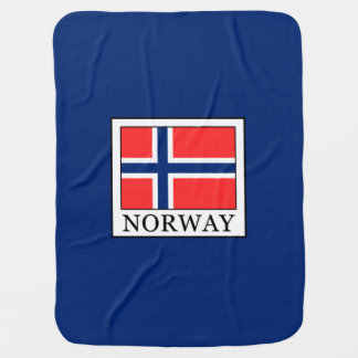 Norway Baby Blanket