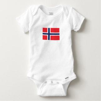 Norway Baby Onesie