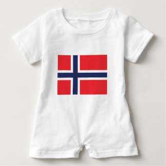 Norway Baby Romper