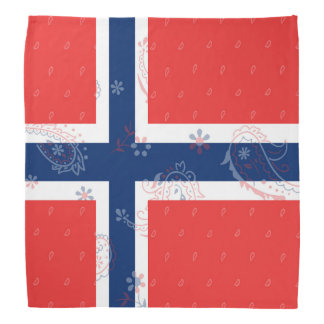 Norway Bandana