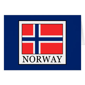 Norway Card