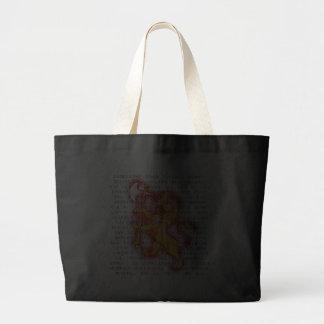 Norway Dark Tote Bag