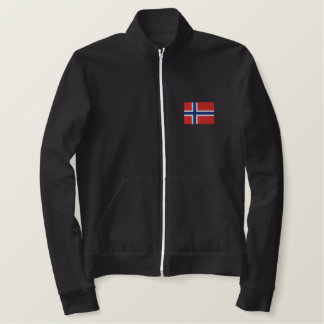 NORWAY EMBROIDERED JACKET